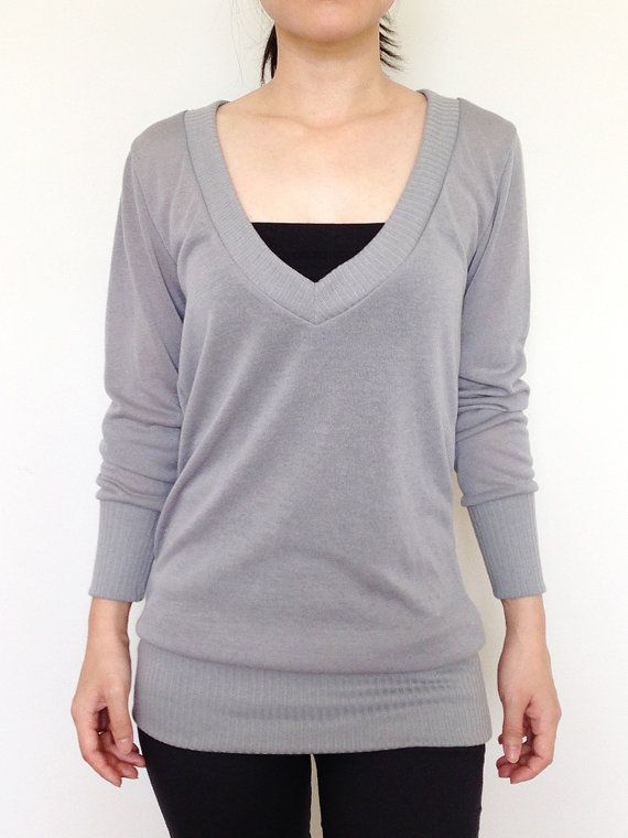 Ladies Light Grey Blouse 72