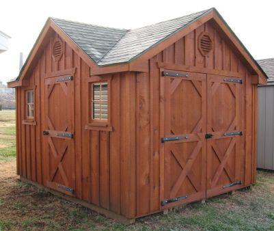 Amish built sheds shed ideas pinterest for Amish built sheds