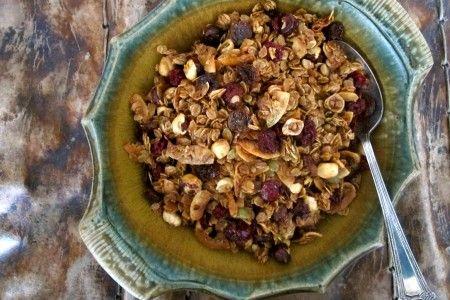 Eleven Madison Park granola recipe! | Granola | Pinterest