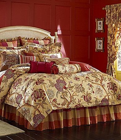 Rose tree shenandoah bedding collection for Pruitts bedroom sets