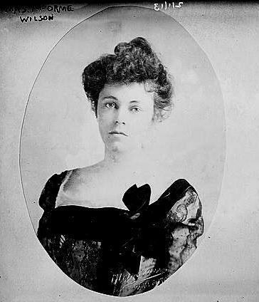Alice Borland 7.IV.1887 - 1987 Daughter of John Nelson ...