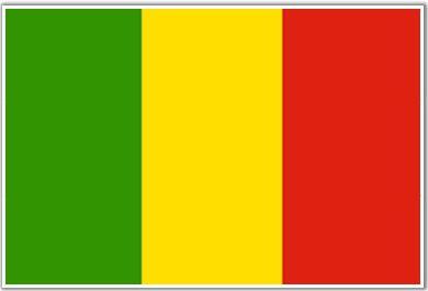 mali flag colors