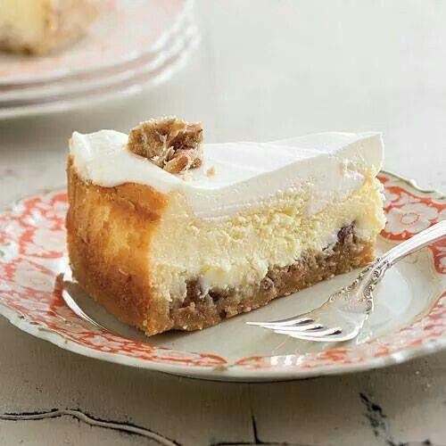 Praline cheesecake | Favorite Recipes | Pinterest