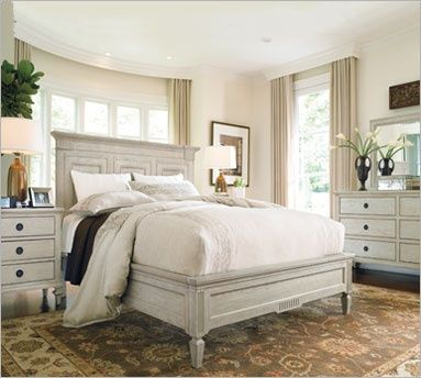 Country Cottage Bedroom Set Love This Home Pinterest