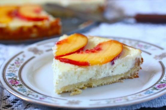 Greek Yogurt Cheesecake | Deliciousness | Pinterest