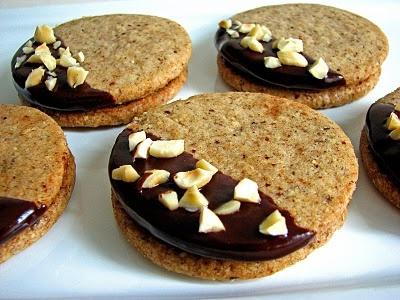 Hazelnut Espresso Chocolate Cookies | Cookies | Pinterest