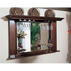elliott bar mirror and display. Black Bedroom Furniture Sets. Home Design Ideas