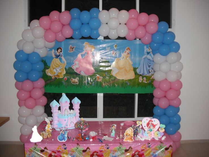 Arco de balões rosa e azul bebê  Casamentos  Pinterest