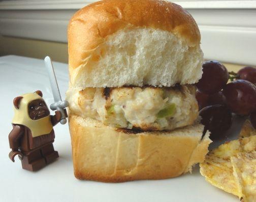 Chicken and apple patties! | Yummy food ideas | Pinterest