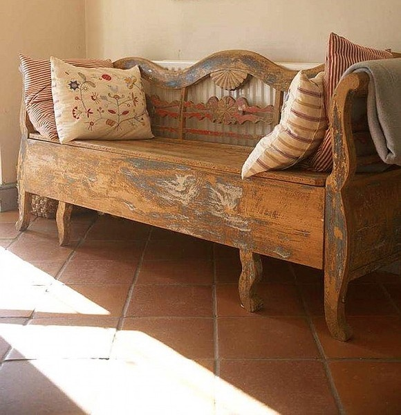 Primitive Bench For The Home Pinterest