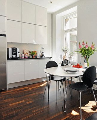 Modern Kitchen Color Trends Elegant White Kitchens