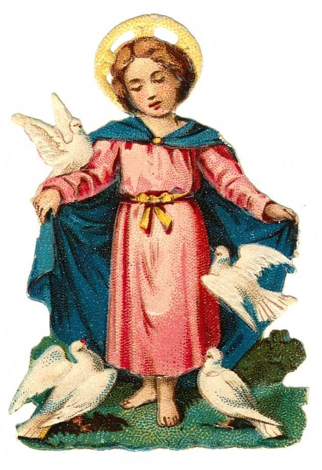 Olde Curiosity Shoppe: Religious Images