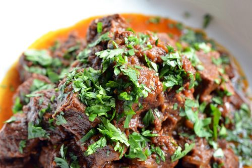 Oven Braised Mexican Beef | Recipes: Paleo | Pinterest