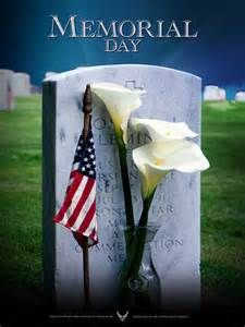 memorial day and what it means to me