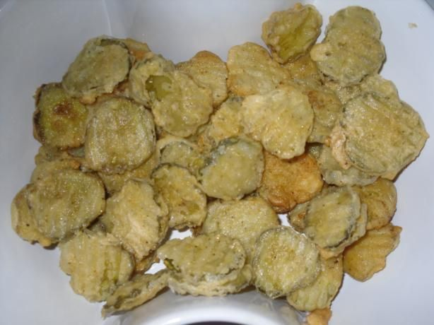 Fried Dill Pickles from Food.com: These are VERY SOUTHERN and VERY ...