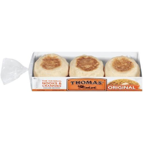 Thomas' Original English Muffins | Family Favourites ...