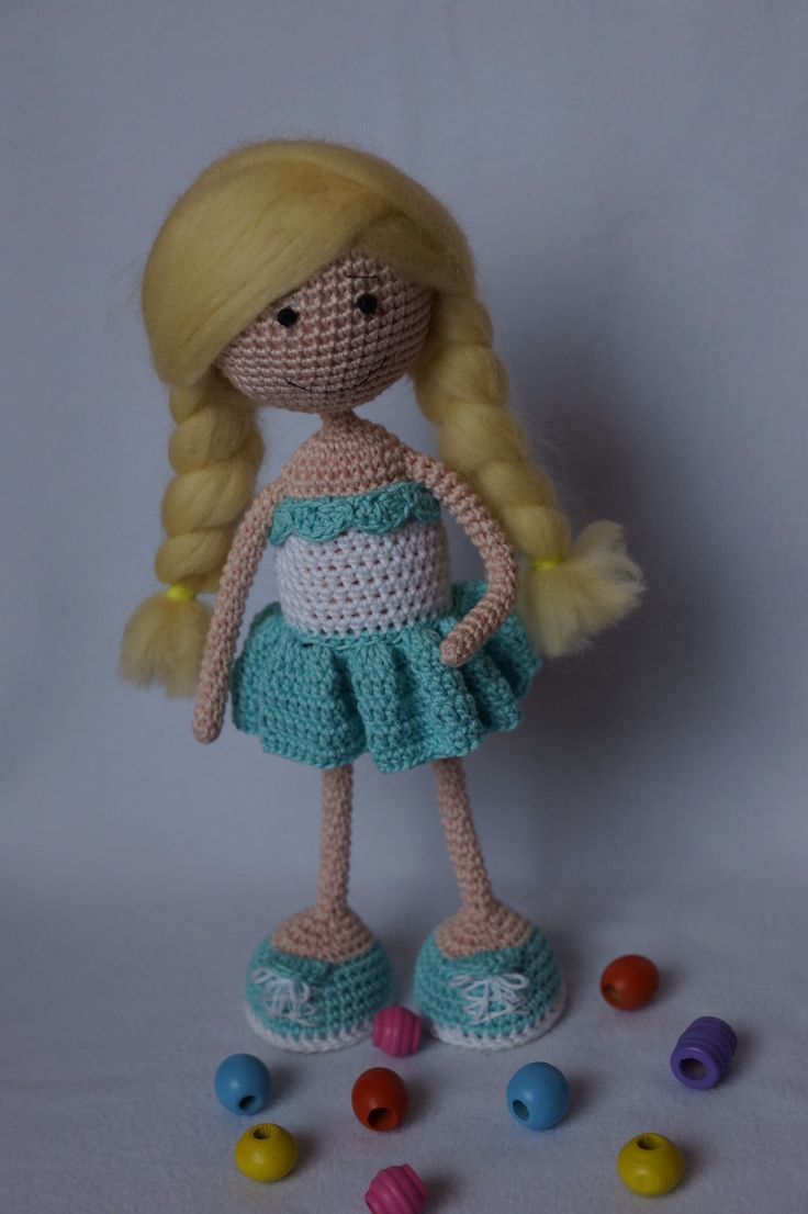 Amigurumi Doll How To : Amigurumi doll crochet pinterest