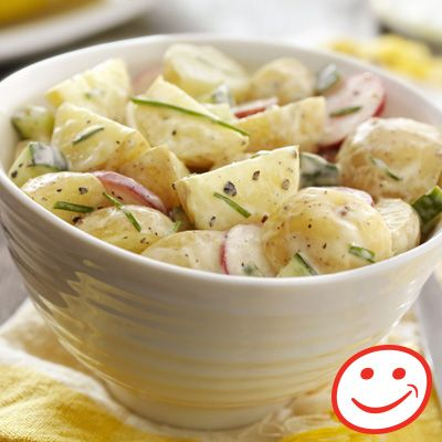 Potato Salad with Fresh Herbs | Food – Recipes To Try | Pinterest