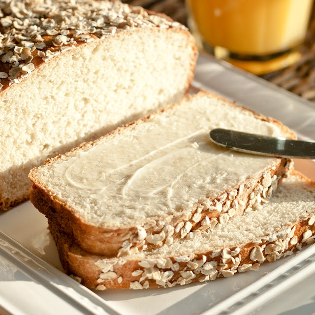 Honey Oat Bread...YUMMMM | Food | Pinterest
