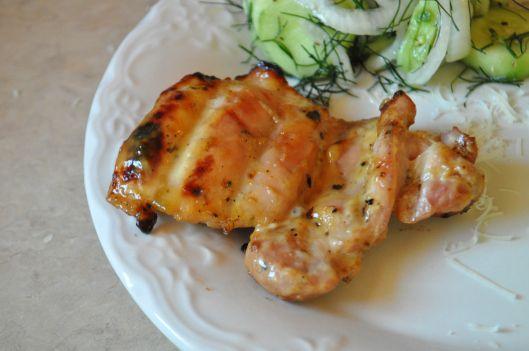 Honey Mustard Grilled Chicken | Recipes | Pinterest