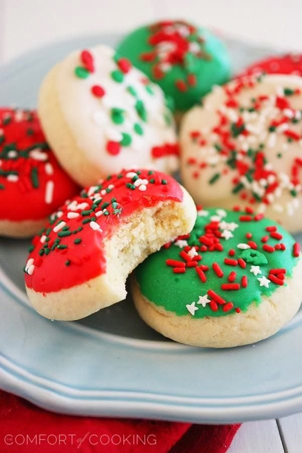 Soft Frosted Lofthouse-Style Cookies | Christmas Candor & Winter Wond ...