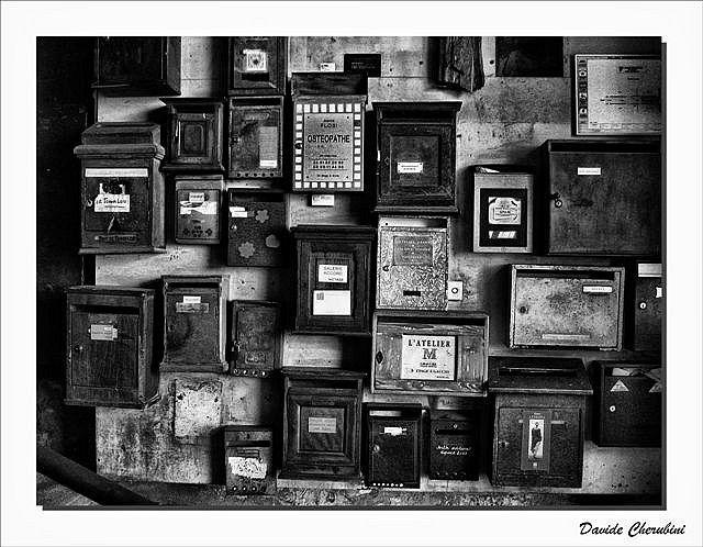 cassette postali mailbox : Cassette Postali - Mailboxes Perfect City Pinterest