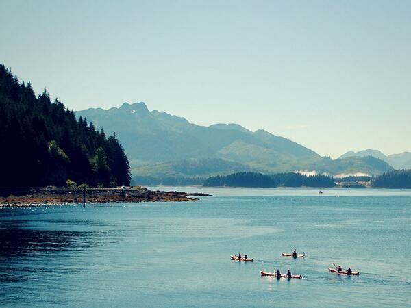 Explore Alaska.