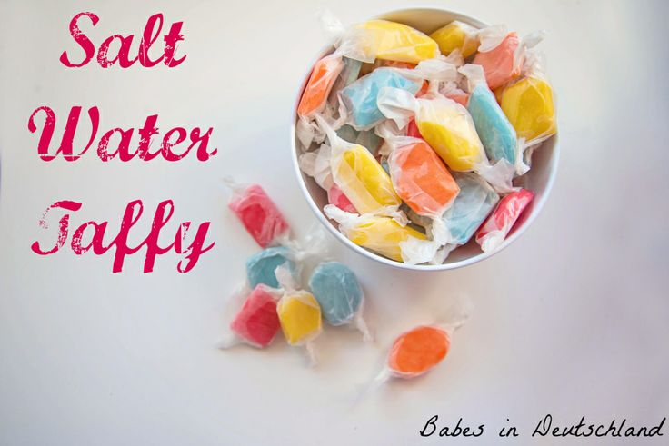 Homemade Salt Water Taffy Recipe, this is a great one for the kids to ...