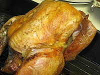 recipe for rotisserie-style roast sticky chicken :: from fabulously ...