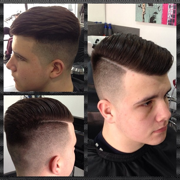 Barber Shop Hairstyles 82275 | Black Men Haircuts Styles Ba