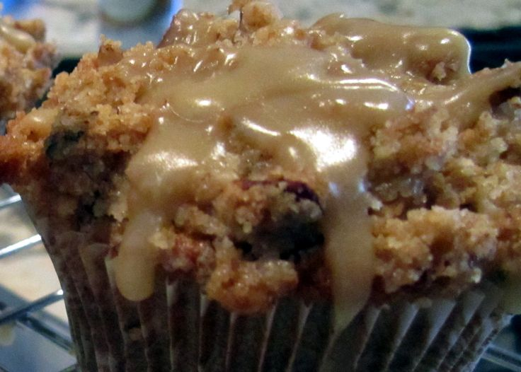 Maple-glazed oatmeal | Maple-pecan muffins with maple pecan streusel ...