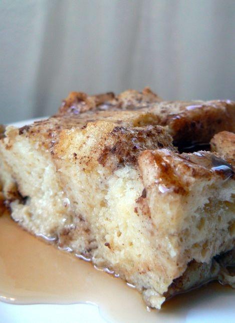 Cinnamon & Nutmeg French Toast Bake | Foodies | Pinterest