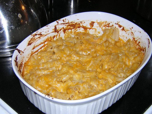 Easy Baked Gluten-Free Macaroni and Cheese - Celiac.com