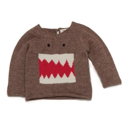 Oeuf Monster Sweater 55