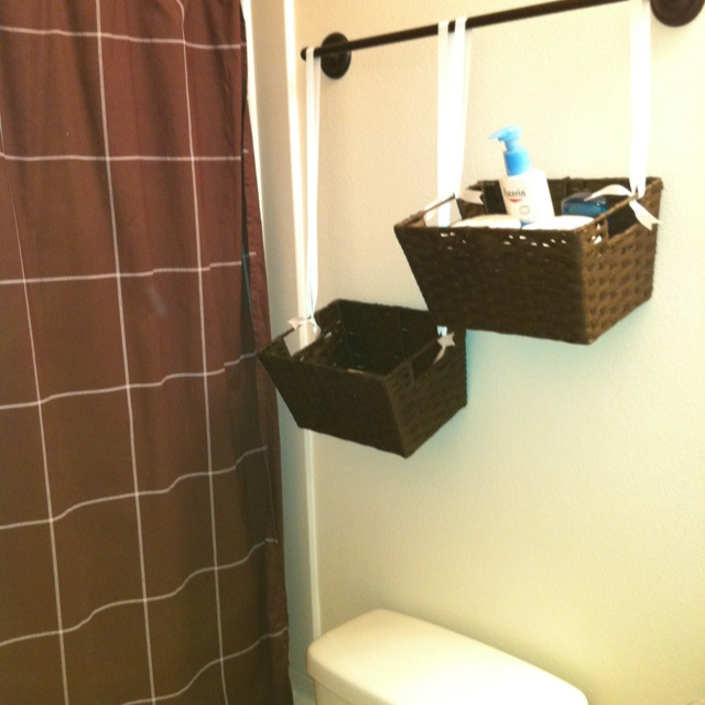 Innovative Your Tiny Bathroom Is Now Huge 20 Space Savers To Buy Or DIY  Brit