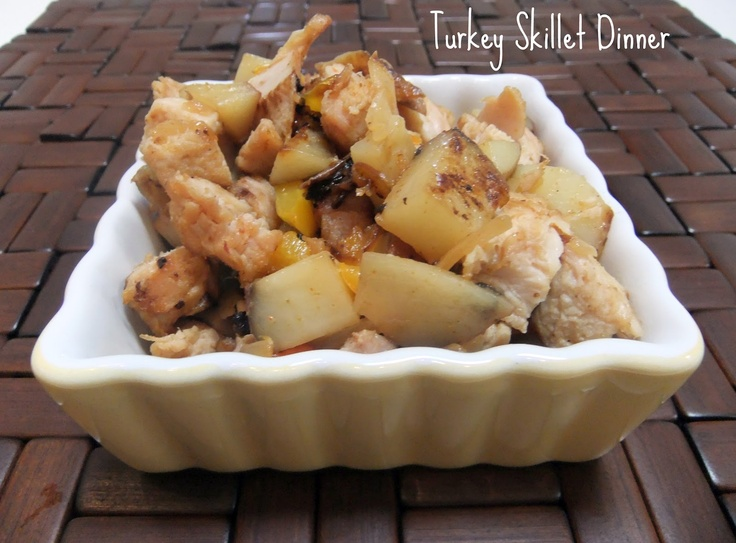 Mealpod turkey skillet dinner | Easy skillet dinners | Pinterest