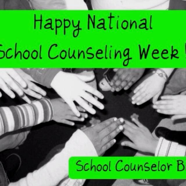 Happy School Counselor Week! | School Counseling Ideas | Pinterest