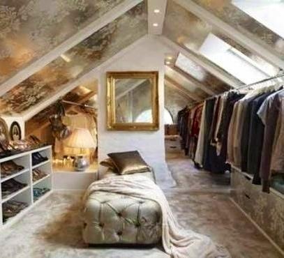 Cozy Attic Bedroom Bedroom Ideas Pinterest