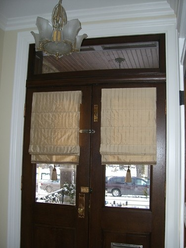 window treatments front door home ideas pinterest