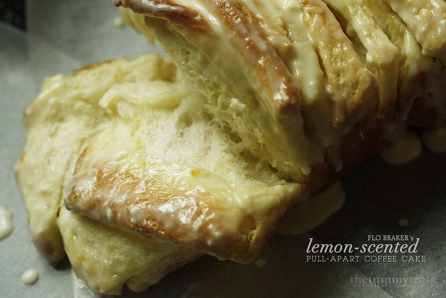 Braided Lemon Bread | breads + bagels + buns | Pinterest