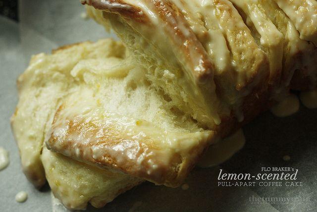 Braided Lemon Bread | breads + bagels + buns | Pinterest