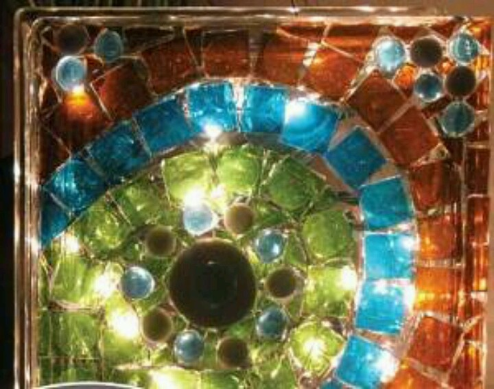 Mosaic gems | lane's | Pinterest