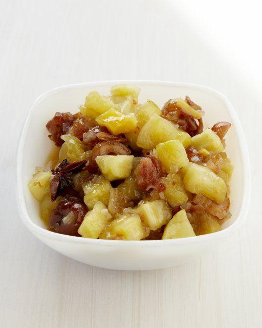 Apple-Date Chutney | Recipe