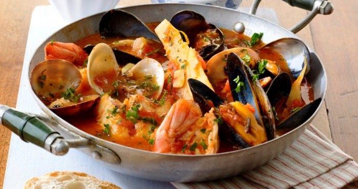 Fish Stew | food glorious food | Pinterest