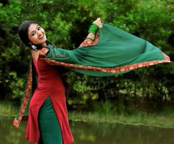 Shalin Zoya in Salwar | Mollywood | Pinterest