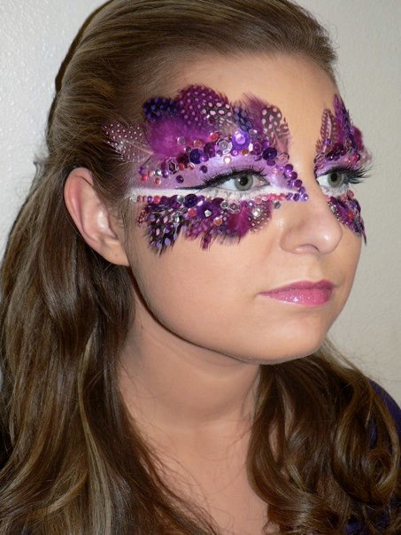 Gallery For &gt Masquerade Makeup Ideas - Makeup Mask Ideas
