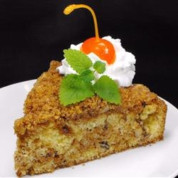 Graham Streusel Coffee Cake Allrecipes.com