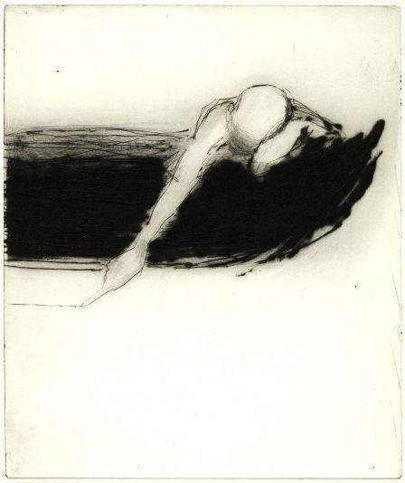 Helena Bergenrud(Swedish, b.1951) My Script