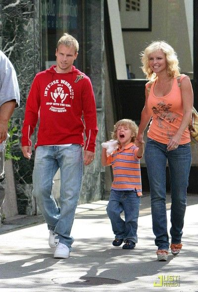 Brian Littrell and Family | BSB | Pinterest
