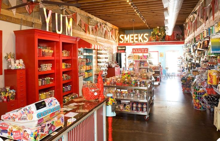 candy store com